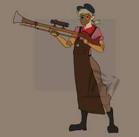 present gun! by SolarSpaniel