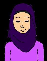 Basilah Fakhoury by Megane-Tapir