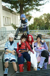 TEAM TOSsssss by KoiCosplay