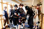 Kingdom Hearts Steampunk by KoiCosplay