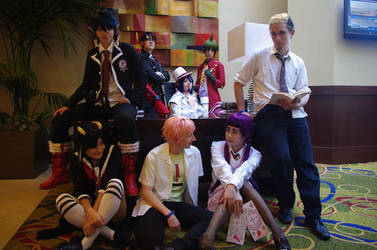 Blue Exorcist by KoiCosplay