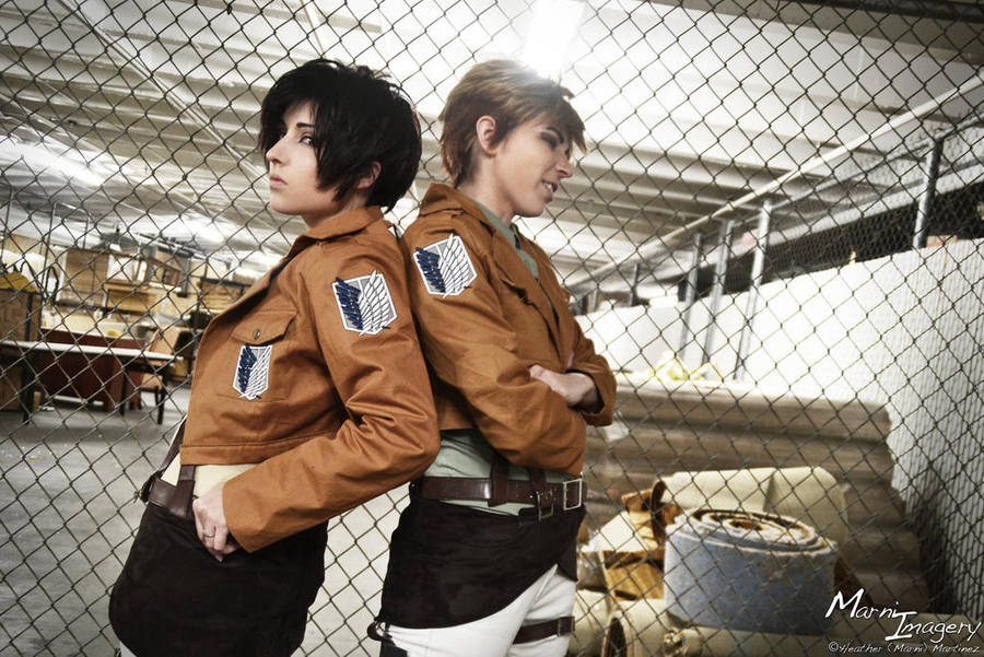 Attack on Titans by KoiCosplay