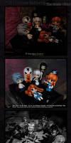 Project Zero II Nendo-comic by SingerYuna