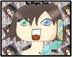 Chibi Yuna by SingerYuna