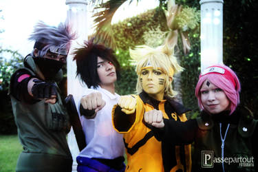 Team 7 by Dropchocolate