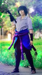 Uchiha Sasuke by Dropchocolate