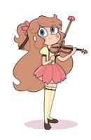 Violin by Isosceless
