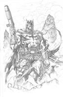 Batman: Future by jayfabs