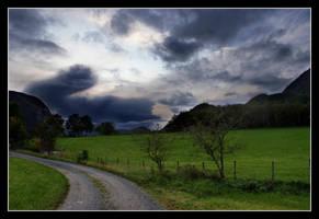 Narrow Road To Nothing by Kvekke