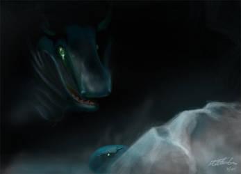 Dragon Tears of Joy by EcoFisherman