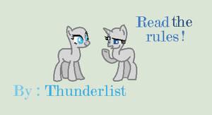MLP Mini Base by Thunderlist