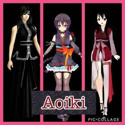 Aoiki by shaqkill