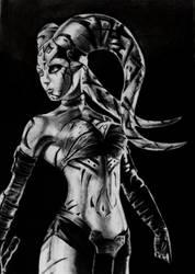 Darth Talon by ThugF0rLife