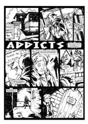 Addicts - page 1 by DarkJimbo