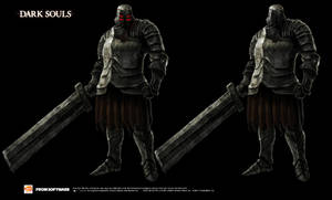Dark Souls Concept 16 by MichaelCTY