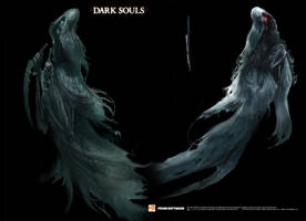 Dark Souls Concept 11 by MichaelCTY