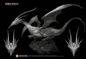 Dark Souls Concept 17 by MichaelCTY