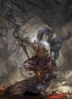 Devil Monkey King by MichaelCTY