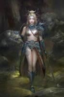 Druid by MichaelCTY
