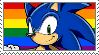 Gay Sonic is the best Sonic by MsHoshi