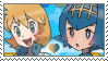 Watermastershipping (Misty x Lana) Stamp by MsHoshi