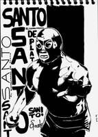 Santo by LordCoatl