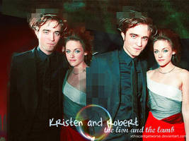 Kristen and Robert by xthiscantgetworse
