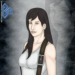 Tifa 11142O1O by BLUEamnesiac