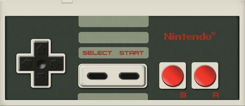 CG NES Controller by BLUEamnesiac