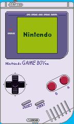 Nintendo Game Boy by BLUEamnesiac
