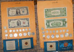 Old US Currency by BLUEamnesiac
