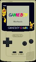 Game Boy Color [Pokemon 3] by BLUEamnesiac