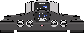 Nintendo Ultra 64 by BLUEamnesiac