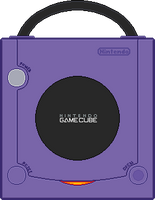Nintendo Gamecube [Top] Indigo by BLUEamnesiac