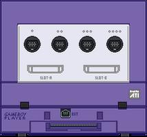 Nintendo Gamecube [Indigo] by BLUEamnesiac