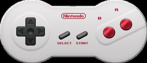 NES-101 Controller by BLUEamnesiac