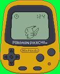 Pokemon Pikachu by BLUEamnesiac