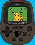 Pokemon Pikachu 2 by BLUEamnesiac