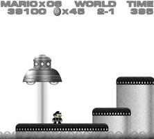 Super Mario Land HD 04052014 by BLUEamnesiac