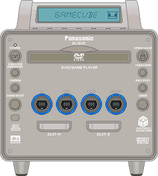 Panasonic Q by BLUEamnesiac