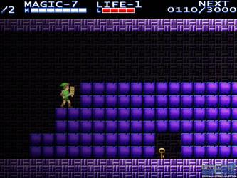 Zelda II HD 01022014 by BLUEamnesiac