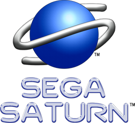 Sega Saturn Logo by BLUEamnesiac