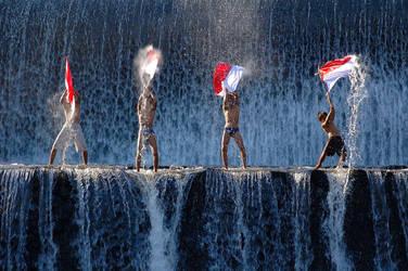 Republik Indonesia by pistonbroke