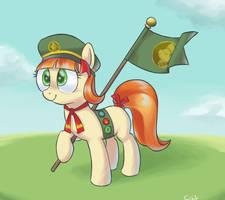 Filly Scout by yeendip
