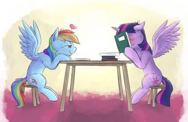 How to Teach a Horse to Kiss by yeendip