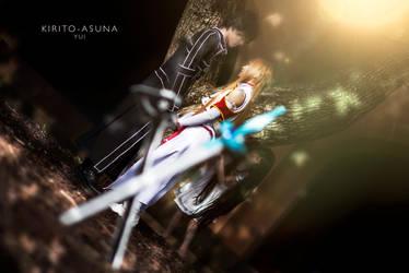 Kirito - Asuna by CMOSsPhotography