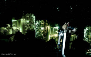 Shinra: Cloud Strife by CMOSsPhotography