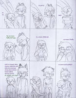 Zootopia so FLUFFY by Pace-Maker