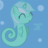Sea Pony Lyra by Rabbidry