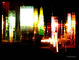 Pulse of The City by alallin